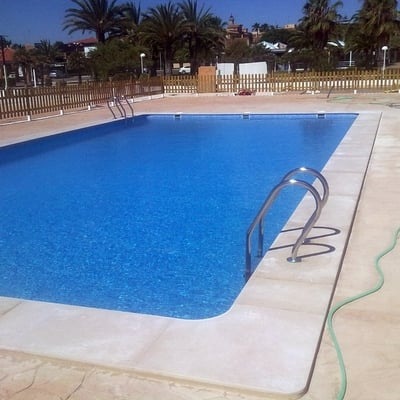 piscina terminada Pto siles