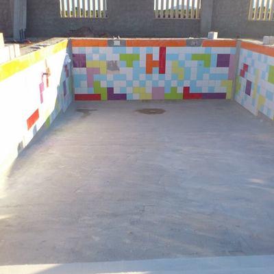 Piscina Tetris