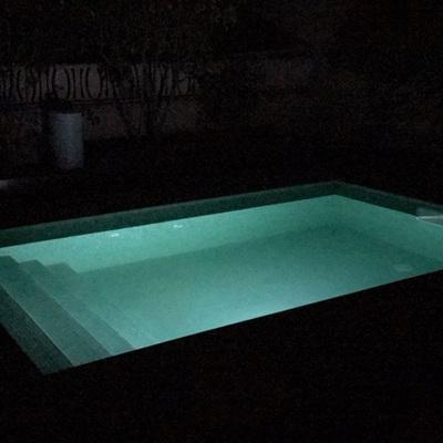 Piscina Iluminación LED RGB