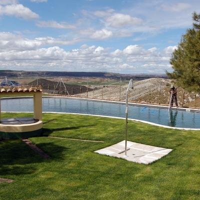Piscinas/Albercas para Entornos Rurales