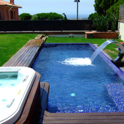 como fabricar una piscina affordable como with como