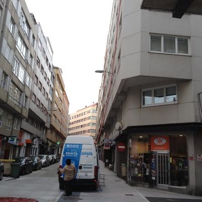 Piso 4º en Villa de Negreira (A Coruña)