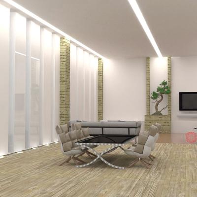 Estancia Salón Moderno