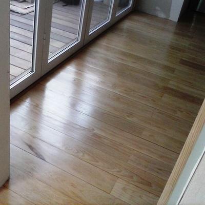 piso madera natural