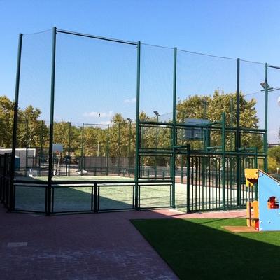 Pista Multideporte a medida en CT Sabadell
