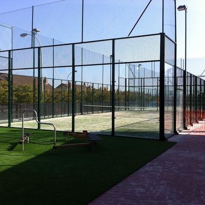 Pistas de Pádel en CT Sabadell