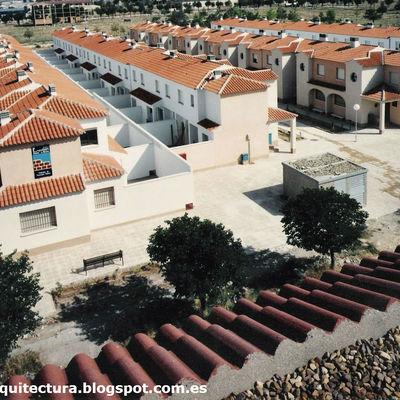 Obra nueva viviendas adosadas Ciudad Real
