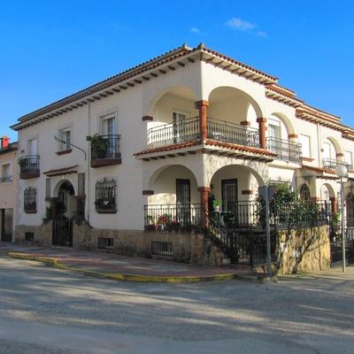 promoción de viviendas en Losar de la Vera, Estudio Miranda Arquitectos