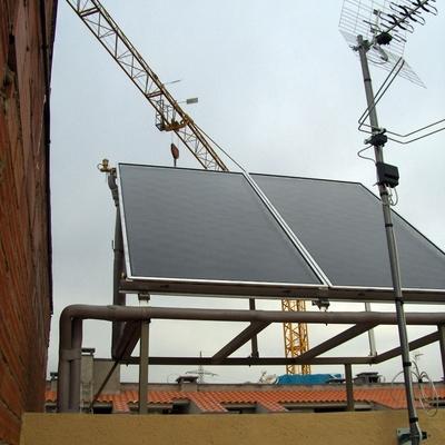 Ideas y fotos de mantenimiento comunidades en terrassa - Placa solar termica ...