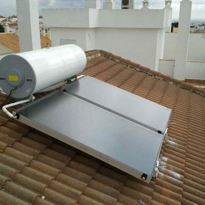 termosifon tejado