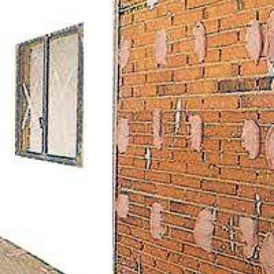 Pladur para acondicionamiento de pared