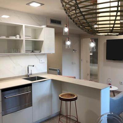 Apartamentos Villa de Plan - Vista Interior