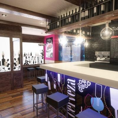 Ideas y fotos de reformas locales comerciales para - Presupuesto para montar un bar ...