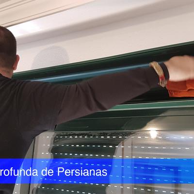 Limpieza Profunda de Persianas