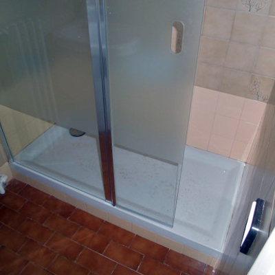 Plato de ducha x bañera VI