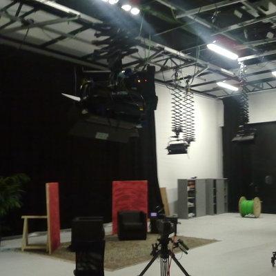 Plató TV Córdoba Internacional