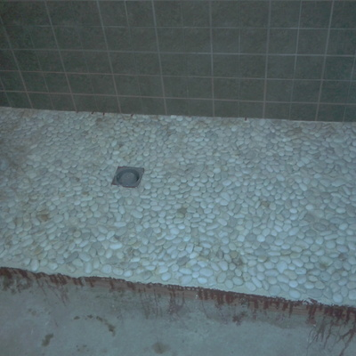 Platos de duchas.
