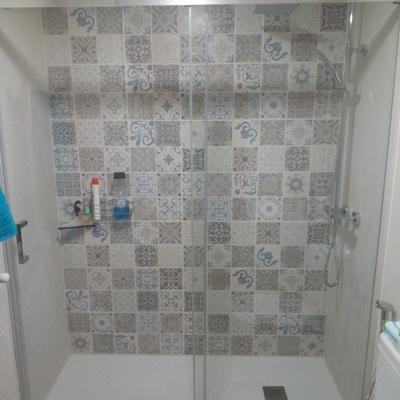 reforma de baño - Barañain