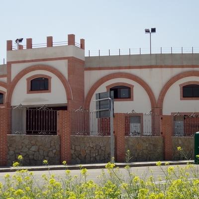 Plaza de Toros en Torres de la Alameda