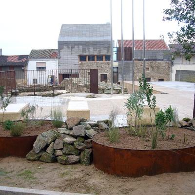 Plaza del Torreon de Sobradillo
