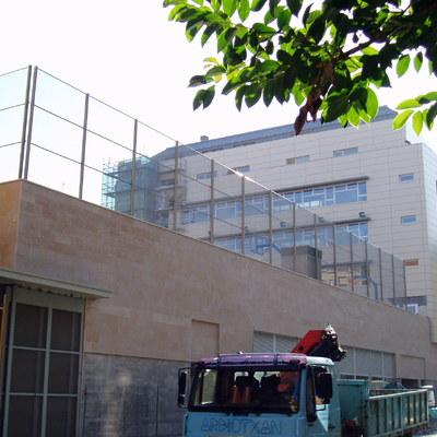 Plazas Aparcamiento - Edificio Docente