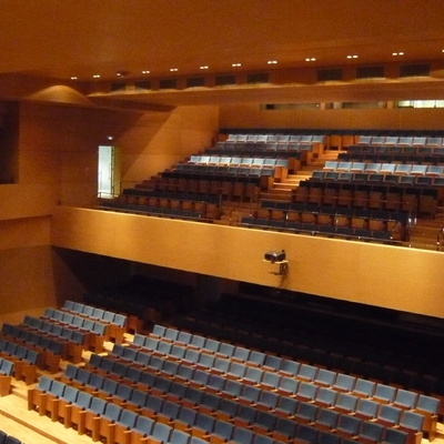 AUDITORIO EL EJIDO