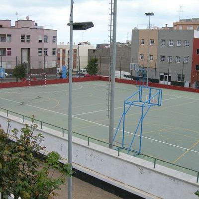 Polideportivo Tincer. Santa Cruz de Tenerife