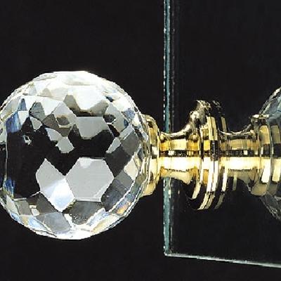 Pomo de cristal