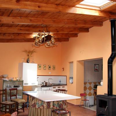 Ideas y fotos de cocinas de estilo r stico en valladolid - Marmoles en valladolid ...