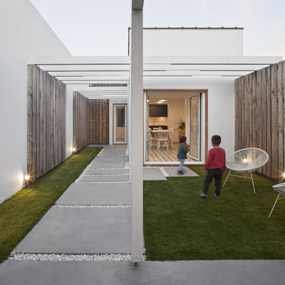 Reforma de vivienda y jardín