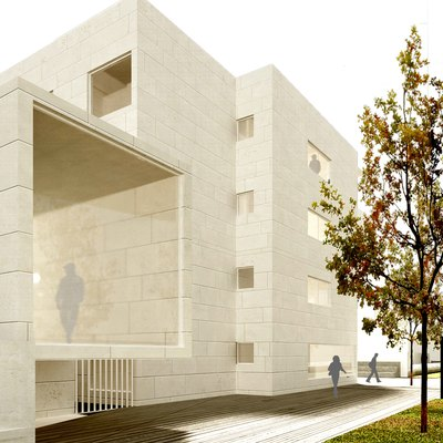 Proyecto Centro de Mayores en Cádiz