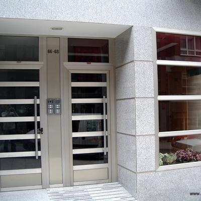 Portal Alumino