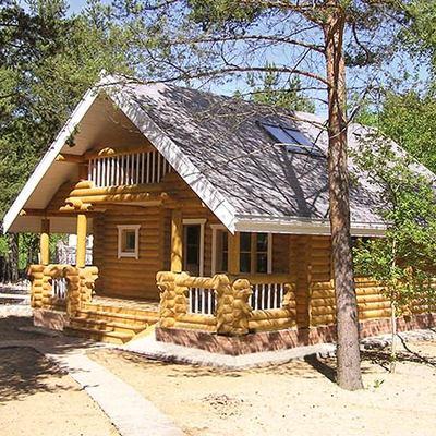 casa madera 87m