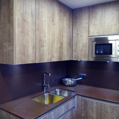 Cocina nueva, diseño