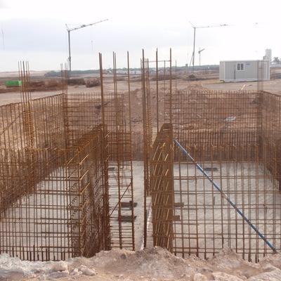 PREPARACION DE CIMENTACIONES EN TORREVIEJA ( ALICANTE)