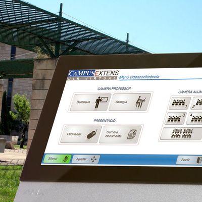 Programación AMX para control de sala de videoconferencia
