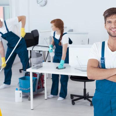 Empresa de limpieza para oficinas