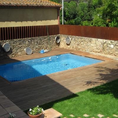 Projectes de piscines