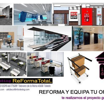 PROMOCION EQUIPAMIENTO DE OFICINAS