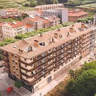 Promoció de 7 edificis al Passeig de la Indústria de Berga