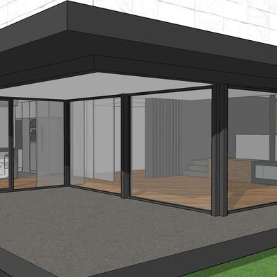 Proyecto y construcción de vivienda