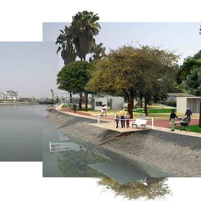 Propuesta para Parque en Estero de la Ribera