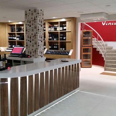 Proyecto Adecuacion Tienda venta de vinos y licores