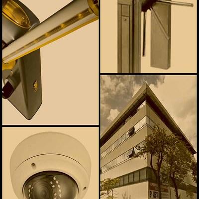 Seguridad Integral Edificio de alquiler de Oficinas
