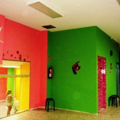Proyecto CENTRO DE OCIO INFANTIL en Getafe.