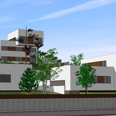 Proyecto conjunto residencial