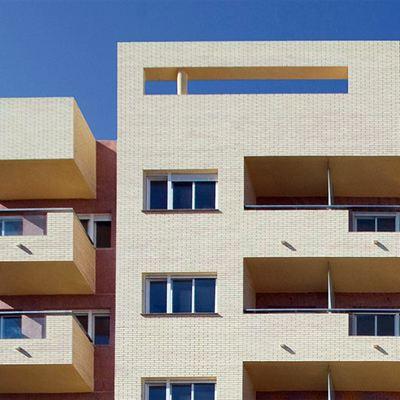 Proyecto de 25 viviendas en Oliva