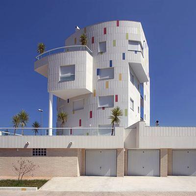 Proyecto de 8 apartamentos en Oliva Nova Golf