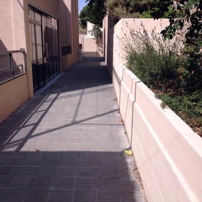 Proyecto de Actividades y diferentes Proyectos de Obras Escuela 1.500 alumnos en Barcelona
