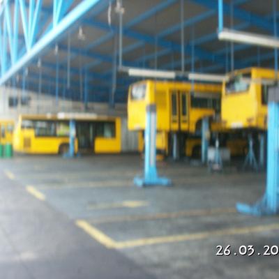 Proyecto de Adecuación de Taller de Guaguas.